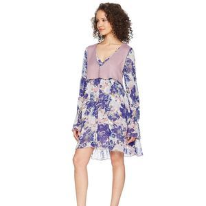 NWT Free People Alice Vested Dress
